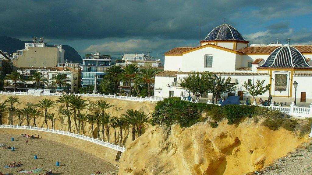 Malpas Beach benidorm