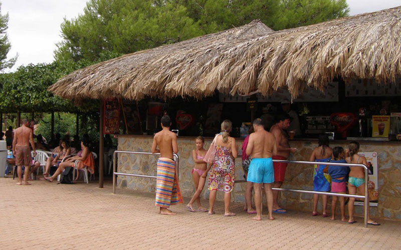 Aqualandia Benidorm Restaurants